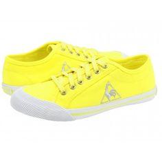 Tenisi dama Le Coq Sportif lemon tonic Lemon, Adidas, Sneakers, Shoes, Fashion, Tennis, Moda, Zapatos, Shoes Outlet