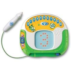Learning to write your letters and numbers is a lot more fun with LeapFrog's Count and Draw ($20).