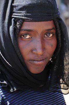 Afar tribe, Ethiopia.