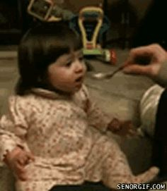MOM ..what is this ???? haha, funny GIF