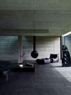 ♂ Masculine interior design