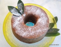 BOLO DE BATATA DOCE IMG_4003 Bolo macio e super saboroso, além de ser saudável e fácil de fazer. Receita da cake designer Mich Turner.