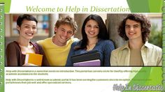 Dissertation refers to the document that needs to be submitted to the teacher in the final year or final semester of the course pursued by the students.
