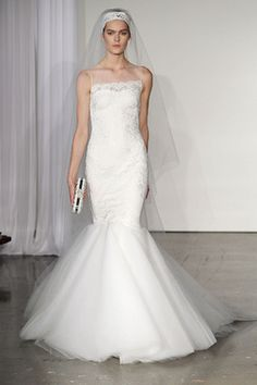 Marchesa 2013' Bridal Collection /  NYC(2012' 10/12 ) (c)AFP/Getty Images/Peter Michael Dills