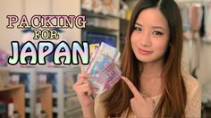 Packing for Japan ~ What to bring for Winter & Exchanging Money!