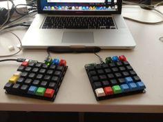 Custom Mechanical Keyboard :: Will Yager
