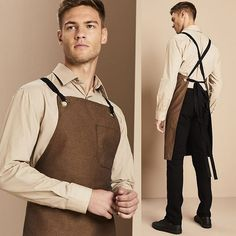 pracovní zástěry s laclem, košile, kalhoty, obuv Fashion, Moda, Fashion Styles, Fashion Illustrations