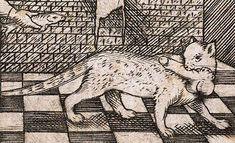 Ever tried to paint a cat? Turns out, it's not as easy as you might expect. It certainly wasn't for these medieval artists anyway. While they excelled at painting religious scenes, portraits of Royalty and naked ladies, cats proved to be an altogether different challenge. While most of them have got the basic shape of...