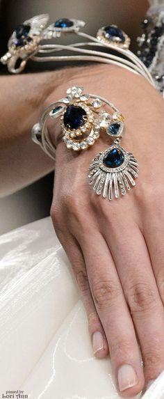 Genuine. Gemstones. Couture or. Ce. Jour de. Jour Bijoux. Sapphires + SILVER OR SET IN 18K-White.Gold.  Comme. Vous. Voulez