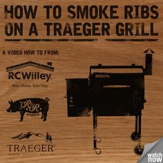 We teamed up with R&R BBQ and Traeger to bring you a series of summer recipes! Learn how to smoke ribs!