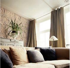 7 fantastiche immagini in Rivestimenti soggiorno e living su ...