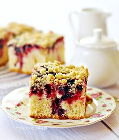 Muffins, Crumble Recipe, Cupcakes, Grain Free, French Toast, Cheesecake, Fruit, Cooking, Breakfast