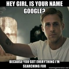 """The best Ryan Gosling """"Hey Girl"""" meme in the whole entire world! Ryan Gosling, Amor Humor, Jw Humor, Mormon Humor, Memes Humour, Funny Shit, The Funny, Funny Pick, Funny Stuff"""