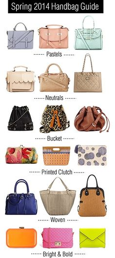 Spring 2014 Handbag Guide