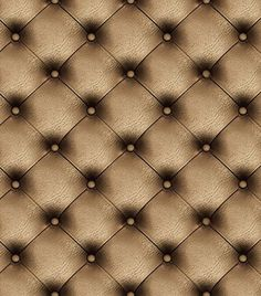 O papel de parede autocolante vintage tem estampa bastante detalhada, que simula a aplicação de capitonê em couro, substituindo o material, cujo uso era bastante comum, ainda mais na cabeceira. Dá um ar clássico à decoração, ganhando destaque e valorizando móveis escuros.