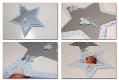 Faire-part naissance étoile et lutin - Jolies créations, le blog des Faits à Façon