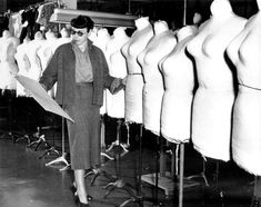 Edith Head, gifted Hollywood costume designer.