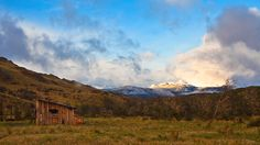 """""""Tomangito at Sunrise. Patagonia, Chile.  Near the Future Patagonia National Park in Chile.  Photo by: www.adantorres.com """""""