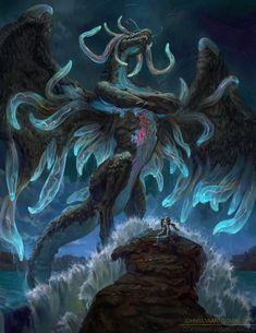 ArtStation - Dragon Captuveri - Luminous Ages, John Silva