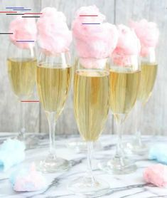 21 Party Ideas for a Unicorn Baby Shower Sip on Cotton Candy Champagne Cocktails at your unicorn baby shower with this easy recipe. The post 21 Party Ideas for a Unicorn Baby Shower appeared first on Champagne. Deco Baby Shower, Shower Party, Baby Shower Parties, Shower Gifts, Pink Baby Showers, Baby Girl Shower Food, Baby Shower Foods, Baby Shower For Girls, Baby Shower Cocktails