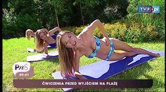 Ewa Chodakowska - Ćwiczenia przed wyjściem na plażę