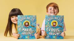 Let your child be immersed in our new personalised search-and-find book. Can they find themselves in 6 different worlds? A perfect challenge book for any child! Personalized Books, Personalized Products, Wo Ist Walter, Teaching Kids, Kids Learning, Search And Find, Book Names, Custom Book, Fun Challenges