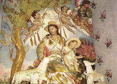 Nossa Senhora Divina Pastora – Wikipédia, a enciclopédia livre