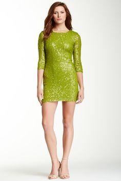 Sequin Mini Dress by Rubber Ducky on @HauteLook