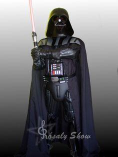 Fiesta Star Wars Barcelona. Darth Vader Eventos a domicilio, locales en Catalunya. Contacto: 692932571