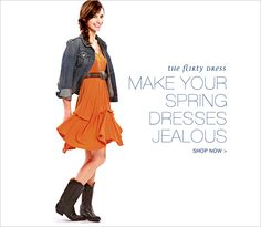 Meesh & Mia - Illini Orange with a denim jacket...check out their other color combos for your school!