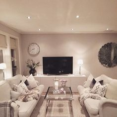 Cute Living Rooms Interesting Living Instagram Post By INTERIOR123 ...