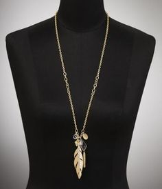 long, lovely necklace at Express