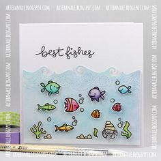 ARTE BANALE: Best fishes;)