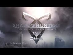 SHADOWHUNTERS The Mortal Instruments 2016 ~ Can't wait!