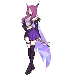 "✰ Jinxued ♡ on Instagram: ""Morning! Xayah kda 🤭 ɞ Credits to @sayomi_96 Support the artist! Go follow her, she did a very job! ɞ Follow @jhin.flix.4 Doɴ'т мιɴd тнe…"" Lol League Of Legends, Rakan League Of Legends, League Of Legends Characters, Fantasy Characters, Female Characters, Fictional Characters, Xayah Lol, Liga Legend, Female Character Design"