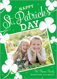 Cheer And Luck 5x7 Stationery Card by Hello, Kelle | Shutterfly.com