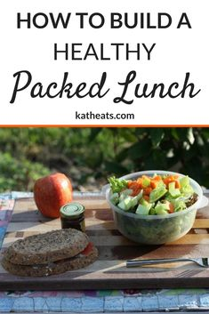 The perfect formula for building a healthy packed lunch, plus some of my favorite lunch combinations and ideas! Healthy Packed Lunches, Healthy Eating Tips, Healthy Drinks, Healthy Snacks, Healthy Recipes, Keto Recipes, Fitness Nutrition, Diet And Nutrition, Health Diet