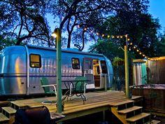 Casa-caravan con 2 posti letto per vivere una vacanza da spiriti liberi negli USA