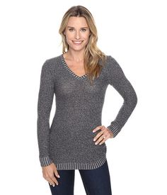 Toad&Co Galena V-Neck Sweater
