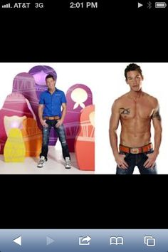 David Bromstad HGTV.