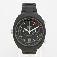 Heuer Montreal PVD - This Heuer Montreal PVD reference 110.501 is presented  in outstanding condition.
