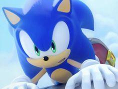 Sonic! Sonic the Hedgehog!