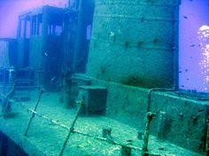 Malta Shore diving- Rozi Wreck