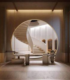 Shop Interior Design, Luxury Interior, Interior Decorating, House Design, Interior Designing, Shop Lighting, Interior Lighting, Under Stairs, Innovation Design
