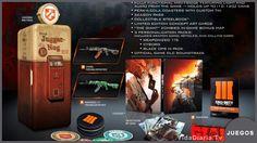 La edición especial del Call of Duty Black Ops III incluye una nevera
