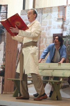 Kostüm Colas, Oper Bastien und Bastienne