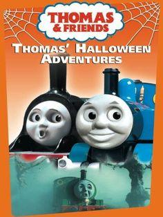 Thomas & Friends: Halloween Adventures  #Adventures #Friends #Halloween #Halloween #Thomas Halloween Spirit