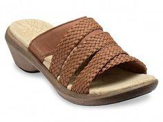 Spenco Virginia - Supportive Casual Slide Sandals - Black