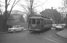 DC Transit Streetcar on Fan Trip.