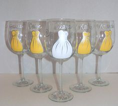 cute idea for the bachelorette party or bridal shower!